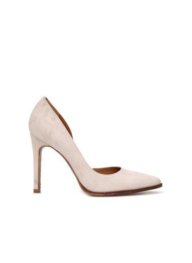 George Hogg Kadın Gova Ayakkabı 7004701 Bej